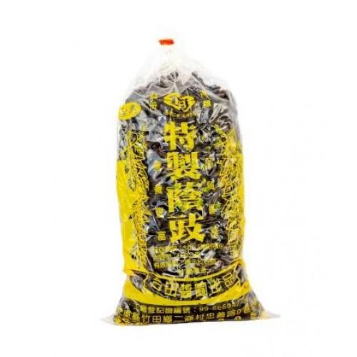 【張】白豆鼓600g