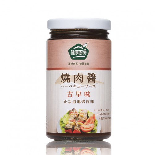 味全-健康廚房-燒肉醬(古早味)250g