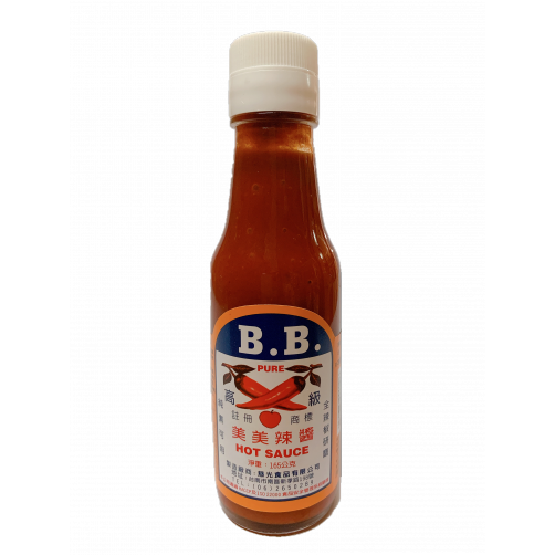 【BB】美美大辣醬-165g