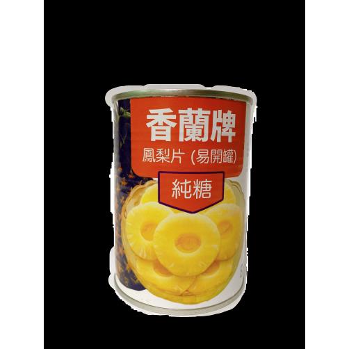 【福隆香蘭】鳳梨片-340g*12入