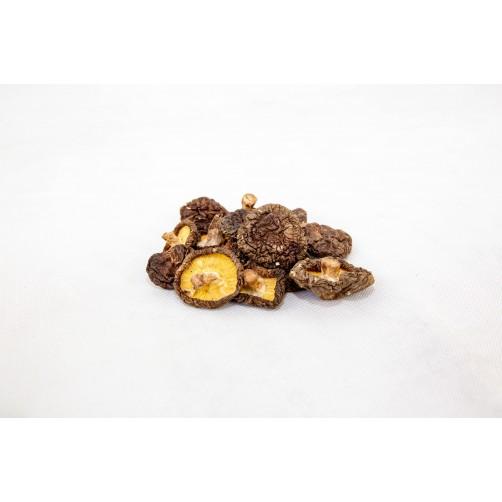 小台灣香菇(半黑皮)