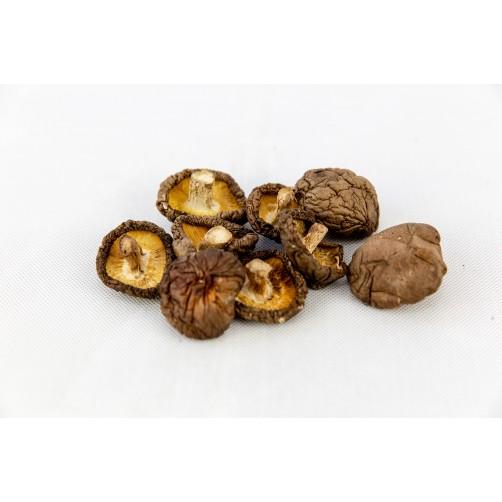中小台灣香菇(黑皮)
