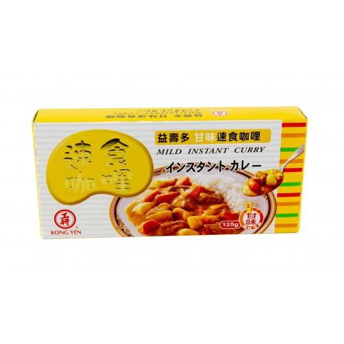 【工研】甘味咖哩125g