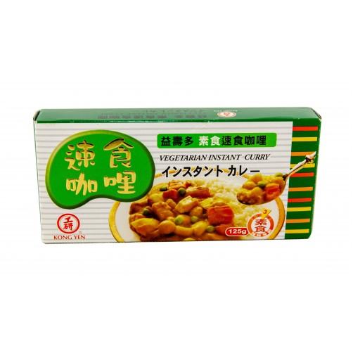 【工研】素食咖哩125g