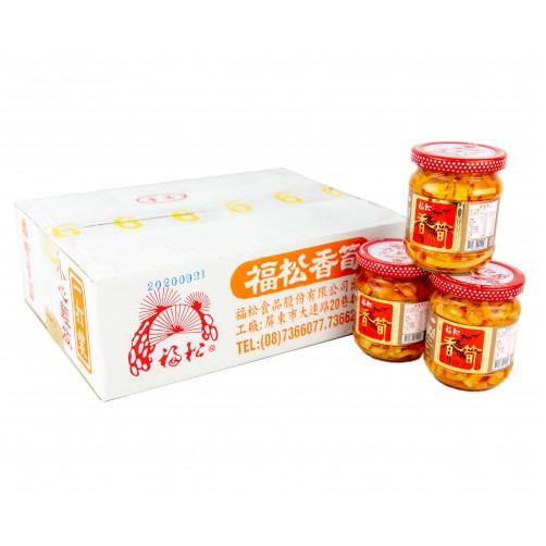 【福松】小香筍170g