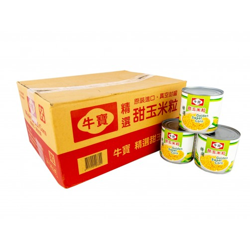 【牛寶】玉米粒340g
