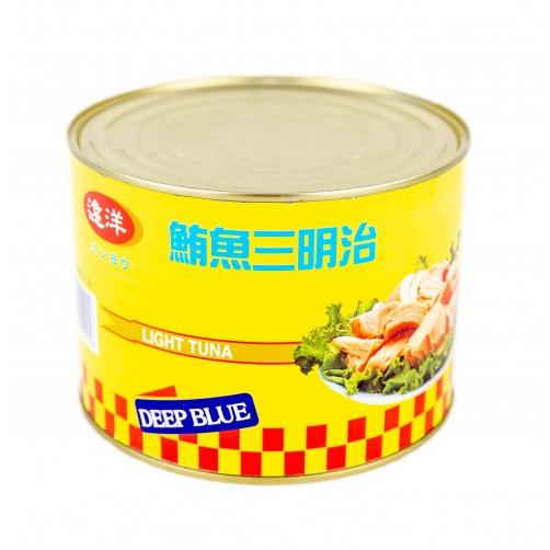 【遠洋】鮪魚三明治1.8kg