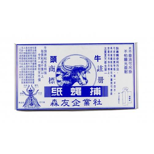 【牛頭】捕蠅紙30張