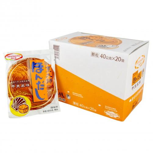 【烹大師】干貝風味40g