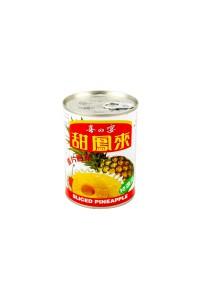 【甜鳳來】鳳梨片340g