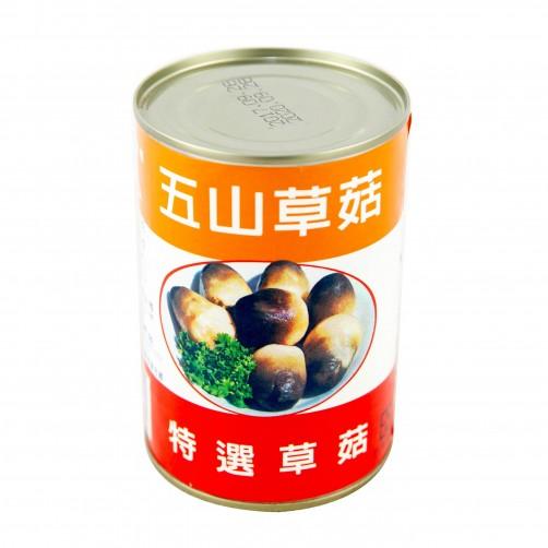 【五山】L草菇180g