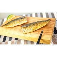 香煎檸檬鯖魚