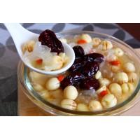 白木耳蓮子枸杞甜湯