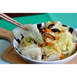 香菇炒高麗菜
